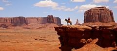 John Ford Point (Zenas M) Tags: monumentvalley navajo pony johnfordpoint silhouette rocks sandstone butte