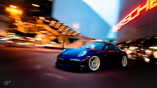 Porsche 911 GT3 RS - Gran Turismo™SPORT