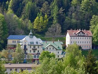 Railway Station Semmering - Austria (N0449)