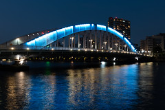 RXV00210 (Zengame) Tags: eitaibashi rx rx100 rx100v rx100m5 rx100mk5 sony sumidariver sumidagawa zeiss architecture bridge illuminated illumination japan landmark night river tokyo ソニー ツアイス 夜 日本 東京 永代橋 隅田川 東京都 jp