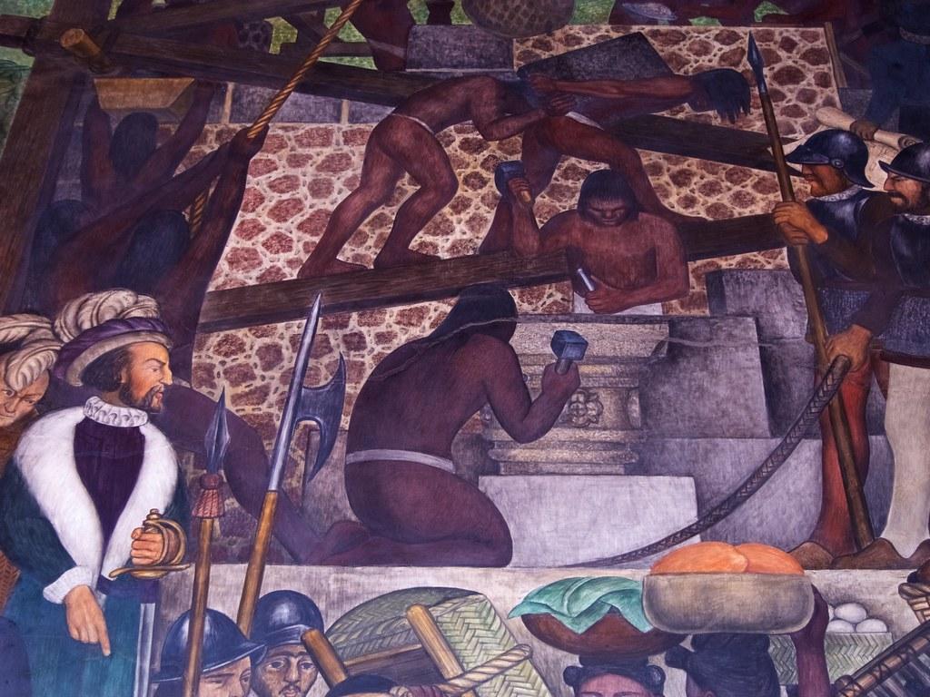 Murales De Diego Rivera En Morelos