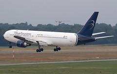 Blue Panorama Airlines | B767-300 | I-BPAD | HAM | 10.06.2018 (Norbert.Schmidt) Tags: eddhham ibpad hamburgairport b767300 b767 boeing bluepanorama