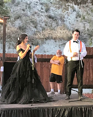 042 Jessica And Kevin Trading Stories (saschmitz_earthlink_net) Tags: 2018 california angelesnationalforest losangelescounty sylmar reptacularranch kevinjessicawedding