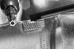 Various tools (Pascal Volk) Tags: macromondays handtool madeofmetal schraubenzieher schraubendreher screwdriver destornillador torx bit einhandmesser taschenmesser pocketknife navaja messer knife cuchillo artinbw schwarz weis black white blackandwhite schwarzweis sw bw bnw blancoynegro blanconegro macro makro 65mm closeup nahaufnahme macrodreams bokeh dof depthoffield werkzeug tool herramienta focusstacking focalplanemerging schärfentiefeerweiterung deepfocusfusion dff apilamientodeenfoque extrememacro canoneos6d canonmpe65mmf2815xmacrophoto manfrotto mt055xpro3 468mgrc2 novoflexcastelq dxosilverefexpro nikcollection heliconfocus monochromemonday