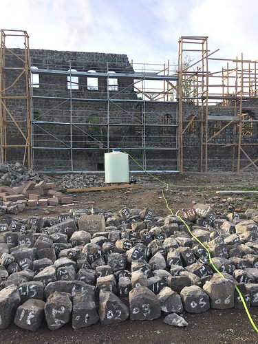 Rennovation of Church in Kars