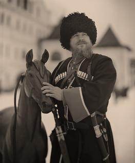 First April Cossak - thoughts, my metal friend, can change world / Первопапрельский казак - мысли, мой металлический друг, способны изменить мир