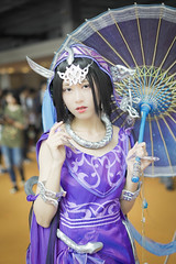 DSC04779-2 (boymario2003) Tags: cosplay sony sonya7iii cosplayer coser comic cute china camera hongkong bu animate