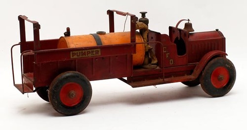 Structo Fire Truck ($235.20)