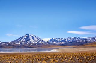 Lascar Volcano - Atacama, Chile