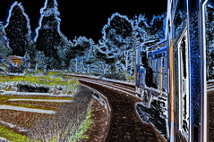 India - West Bengal - Darjeeling Himalayan Railways (DHR) - Toy Train Darjeeling-Kurseong - 3ee (asienman) Tags: india westbengal darjeelinghimalayanrailways dhr toytraindarjeelingkurseong asienmanphotography asienmanphotoart