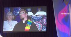 Justin Hancock (MTSOfan) Tags: annualconference oakspa justinhancock deacon disability cerebralpalsy speaker specialneeds radicalhospitality clergy author pointandshoot theologyofdisability