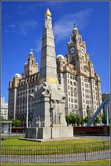 City of Liverpool (Titanic Memorial) 14th June 2018 (Cassini2008) Tags: pictures cityofliverpool liverpool liverpooltitanicmemorial liverpoolliverbuilding titanic