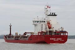 Bomar Ceres (das boot 160) Tags: bomarceres tanker tankers ships sea ship river rivermersey port docks docking dock boats boat birkenhead eastham manchestershipcanal mersey merseyshipping maritime