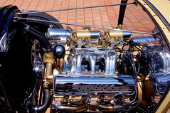 042818 14th ACES Hot Rod Resurrection 092 (SoCalCarCulture - Over 43 Million Views) Tags: socalcarculture socalcarculturecom show sal18250 car california huntingtonbeach old world village aces hot rod resurrection dave lindsay