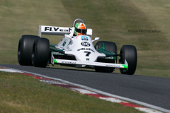 * Williams FW07 ({House} Photography) Tags: fia masters historic formula one championship f1 msvr car automotive brands hatch uk kent fawkham race racing motor sport motorsport canon 70d housephotogaphy timothyhouse sigma 150600 contemporary williams fw07