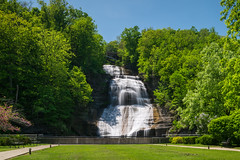 Shequaga Falls in Spring (-Dons) Tags: montourfalls newyork unitedstates shequagafalls waterfalls tree park water