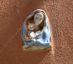 On a house wall, Malta
