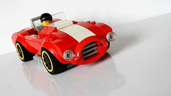 Lego Shelby-Ford AC Cobra (MOC - 4K) (hajdekr) Tags: lego buildingblocks tip help tips inspiration design moc myowncreation toy model buildingbricks bricks brick builder buildingtoy accobra ford mk3 mkiii carrollshelby carroll shelby classic vintage retro race racing supersport sportster racer sport speed motor wheel vehicle car automobile iconic icon shelbyfordaccobra