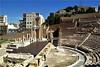 Roman Theatre......... (atsjebosma) Tags: antiek oud theatre theater architectuur atsjebosma historie geschiedenis building roman romeins cartagena spain spanje