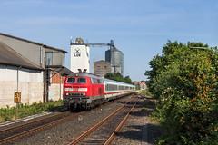 DB 218 470 - Oldenburg (Holstein) (Pau Sommerfeld Acebrón) Tags: