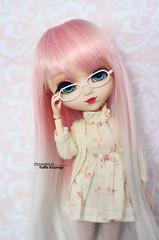 Nimue - Pullip Kirsche (·Yuffie Kisaragi·) Tags: doll pullip nimue obitsu rewigged rechipped kirsche