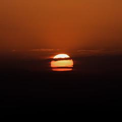 Hazy (NanashiNoProfile) Tags: falklandhill falkland scotland fife east lomond hill hills evening spring june canon 700d sunset