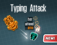 Typing Attack (Marco Player) Tags: friv typing attack friv2 games jogos jeux juegos jeuxdefriv ゲームズ
