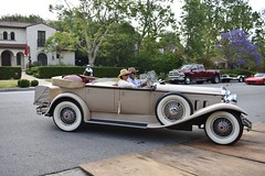 8th Annual San Marino Motor Classic (USautos98) Tags: 1930 packard dualcowl phaeton