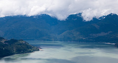 The Chief Lookout - Squamish, Canada (The Web Ninja) Tags: canada canon explore explored photo photography canon70d color colour colourimage image bc britishcolumbia canadian explorebc ocean water pacific pacificocean day daytime thechief squamish