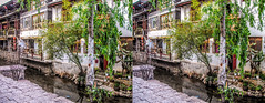 Beautiful China 3D (Immagini 2&3D) Tags: lijiang yunnan china crossview stereophotography stereoscopy 3d