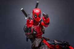 Wade oh Wade (mircoLITRATO) Tags: deadpool marvel actionfigure collection