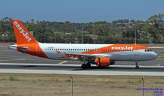 G-EZUP LMML 09-06-2018 (Burmarrad (Mark) Camenzuli Thank you for the 12.2) Tags: airline easyjet aircraft airbus a320214 registration gezup cn 5056 lmml 09062018