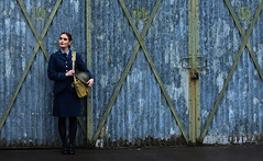 'Emily M' (AndrewPaul_@Oxford) Tags: emily m bletchley park wartime codebreakers 1940s enigma environmental portrait