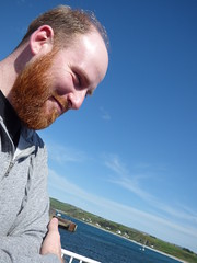 Rathlin Weekend May 2018 (~ l i t t l e F I R E ~) Tags: rathlin hare ferry mcmichael 2018 ireland antrim ballycastle conall aidan sean carmel gerard macmichael manor lighthouse rue bull irish sea blue bikes bicycles hats brothers nephew wave scotland glamping pub seals sealife harbour dock