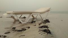 Tunisia, Zarzis - lost piece at the beach (reinh_3008) Tags: tunisia tunesien tunesia beach impression traces human environment nature