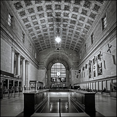 Union Station (Rodrick Dale) Tags: union station building toronto ontario canada