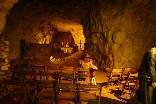 Chislehurst Caves Chapel