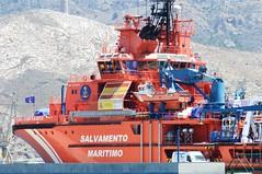 SALVAMENTO MARITIMO (PUERTO DE CARTAGENA) ESPAÑA/SPAIN (DAGM4) Tags: cartagena provinciademurcia salvamentomarítimo españa europa espagne europe espanha espagna espana espanya espainia spain spanien 2018 ship sos rescate rescue regióndemurcia