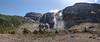 Glaciar Castaño Overo - Panorama (matiasrquiroga) Tags: panorama bariloche argentina patagonia mountains montañas travel viaje hiking trekking caminata waterfall cascada glacier glaciar cold wide