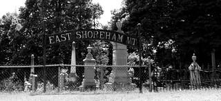 East Shoreham, VT Cemetery
