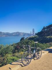 San Francisco (flrent) Tags: san francisco california cali sf bay ride cycling velo city street riding bike bicycle specialized presidio