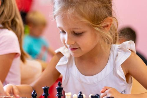 VIII Turniej Szachowy o Mistrzostwo Przedszkola Europejska Akademia Dziecka-32