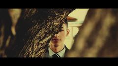 Between (Explore 14/06/2018) (Samuel Portilla) Tags: tree trees texture textura dof 1855mm canon warm cálido noise ruido noisy grainy grano grain portrait retrato boy face rostro cinematografía cinematography cinematic cinematico cinema