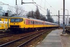 Vertrek naar Brussel (lex_081) Tags: ns nmbs 1191 utrecht cs centraal benelux beneluxtrein omleiding omgeleid hgb4 hoofdkantoor 4 16b10 bs stuurstand stuurstandrijtuig rijtuig