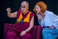 His Holiness the Dalai Lama, 13.06.2018, Vilnius (GintarasJ) Tags: dalailama vilnius lithuania lietuva 2018 visit lecture university vilniusuniversity vizitas paskaita nikon tamron tamron70300 nikond700 d700