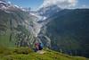 Tête-à-Tête (Toni_V) Tags: m2408090 rangefinder digitalrangefinder messsucher leicam leica 35lux 35mmf14asphfle typ240 type240 summiluxm hiking wanderung randonnée escursione alps alpen nelalp aletschbord grosseraletschgletscher aletscharena jungfraualetsch wallis valais oberwallis landscape landschaft brigbelalpbrig mountains têteàtête switzerland schweiz suisse svizzera svizra europe ©toniv 2018 180616