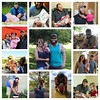 Kenny's Father's Day 2018 Collage (genesee_metcalfs) Tags: collage june fathersday dad family son granddaughter daughterinlaw