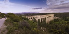 The Landscape Photographer (Q81) [Explored 2018.05.30] (Darblanc ( http://darblanc.com )) Tags: 21 architecture artphoto bouchesdurhône bridge building canoneos7d clouds colour coloursshapesandmoods countryside darblanc darblancphotography daytime france hills irises landscape nature panorama photo photography provence roquefavour saintevictoire spring sunset xavdarblanc xavdarblancphotography clear mergedimages ventabren