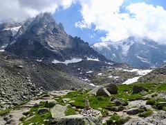 Plan d'Aiguille, Chamonix. Change of weather. (elsa11) Tags: chamonix plandaiguille montblancmassif alpes alps alpen mountains montagnes hautesavoie auvergnerhonealpes france frankrijk