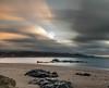 Playa de Las Canteras. (manuel.guerra) Tags: lascanteras atardecer largaexposición laspalmasdegrancanaria canarias españa es